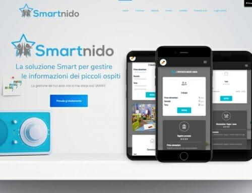 Smartnido.it applicazione gestionale Asili Nido